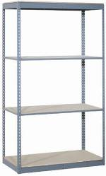 Low Profile Boltless Shelving