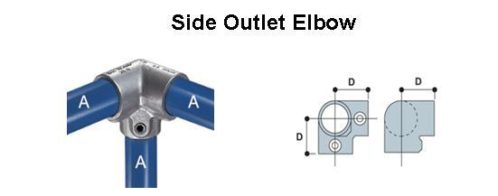 Side Outlet Elbow