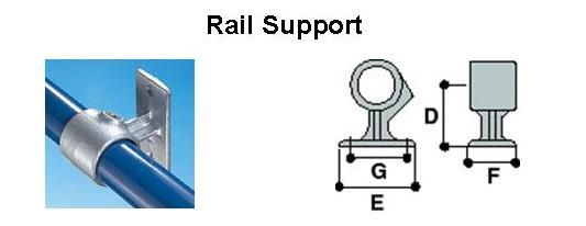 Rail Support